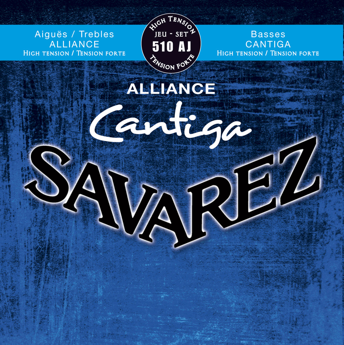 SAVAREZ CORDES CLASSIQUE CANTIGA 510AJ