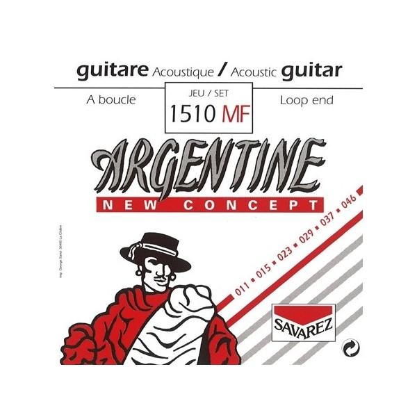 SAVAREZ CORDES ARGENTINE A BOUCLE 1510MF