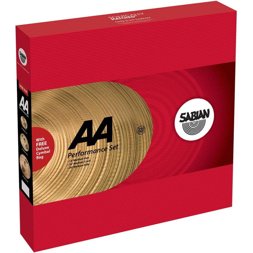 PACK SABIAN AA PERFORMANCE