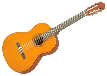 Guitares Classiques Yamaha - CS40 3/4
