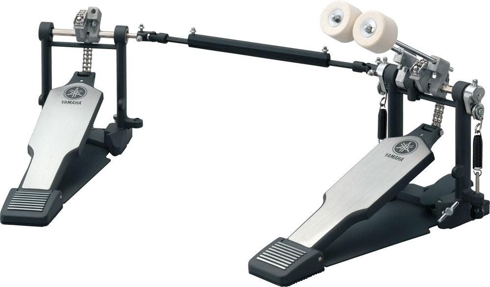 Pédale Grosse Caisse DOUBLE Yamaha - DFP8500C