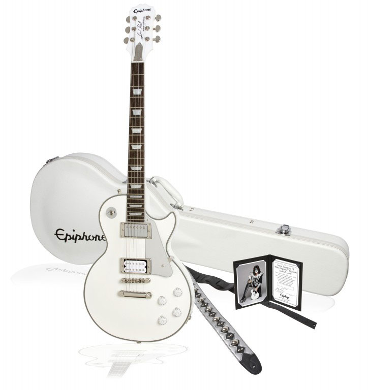 OCCASION EPIPHONE LES PAUL SIGNATURE KISS