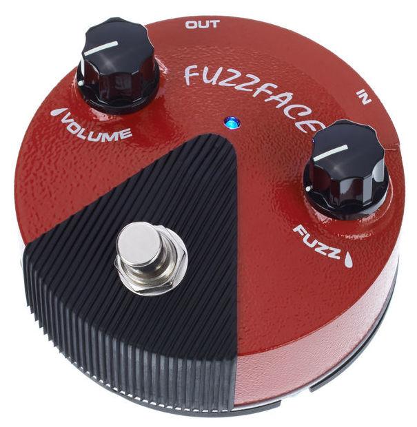 DUNLOP FUZZ FACE FFM2
