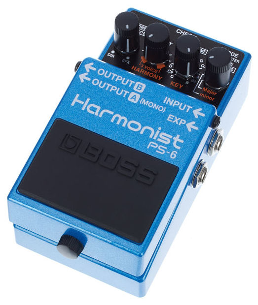 BOSS PEDALE PS-6 HARMONIST
