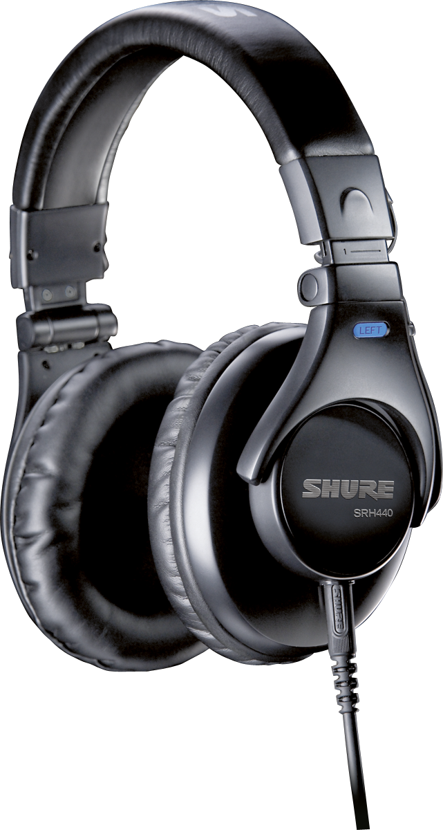 SHURE CASQUE SRH440