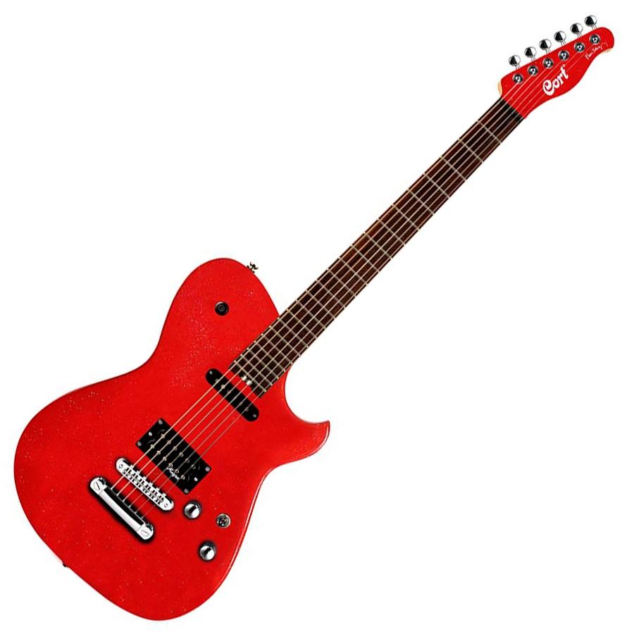 guitare electrique cort mbc1 rs matthiew bellamy signature. Black Bedroom Furniture Sets. Home Design Ideas