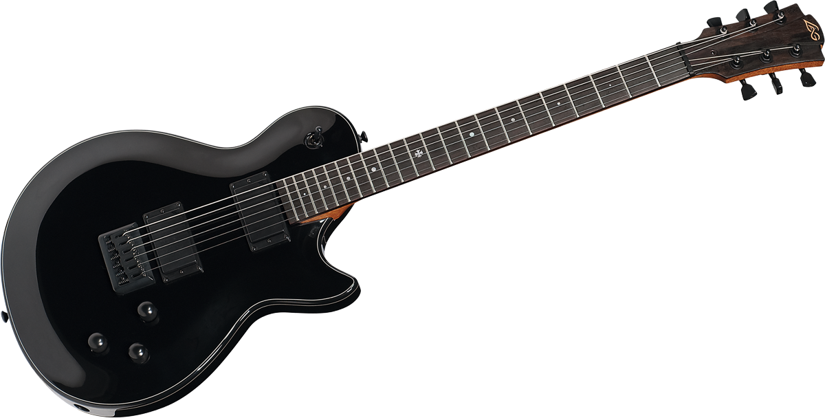 Guitares Electriques LAG - IMPERATOR 100 BLK