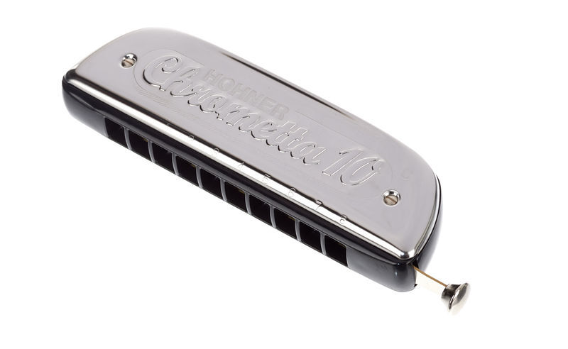 HOHNER CHROMETTA 10 NR253 DO