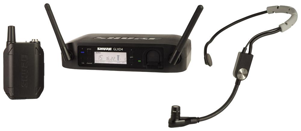 SHURE GLXD14E/SM35-Z2