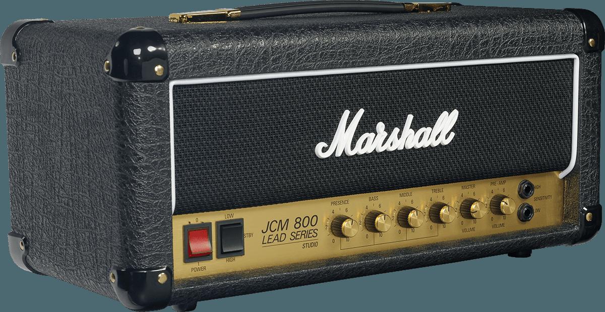 MARSHALL TETE AMPLI GUITARE SC20H JCM800