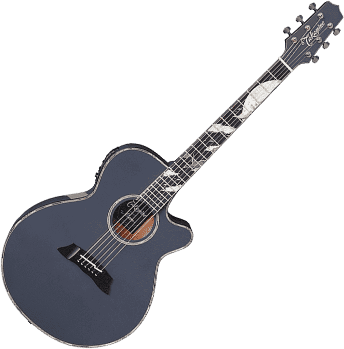 TAKAMINE GUITARE ELECTRO LTD2019 MOON