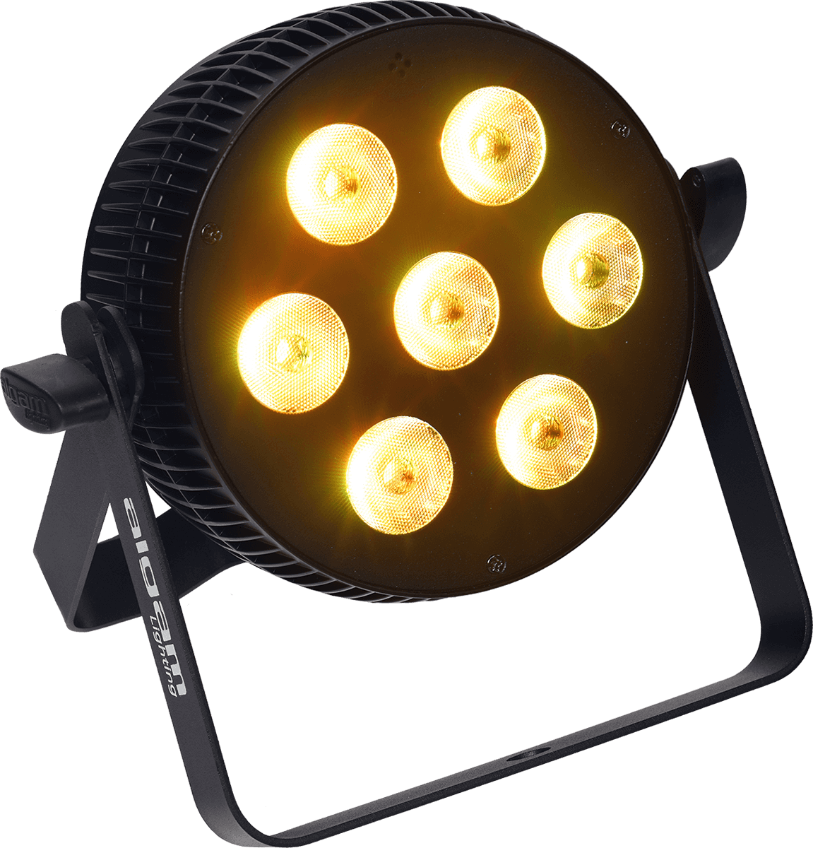 ALGAM LIGHTING SLIM PAR 710 QUAD