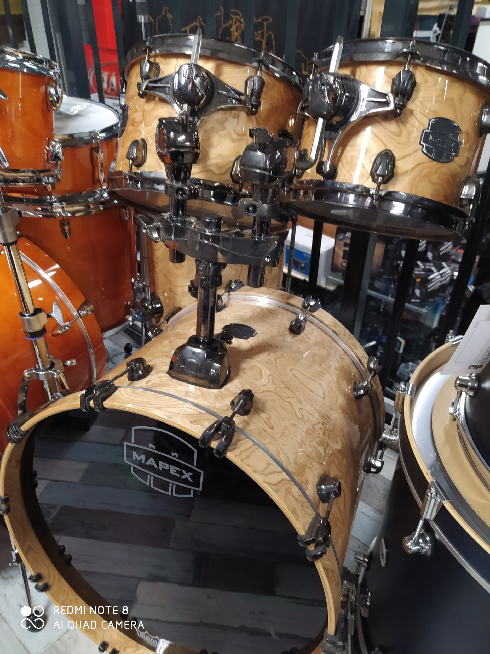 MAPEX SATURN V STOCK 2
