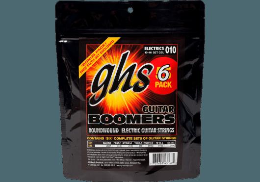 GHS PACK DE 5 JEUX ELECTRIQUE + 1