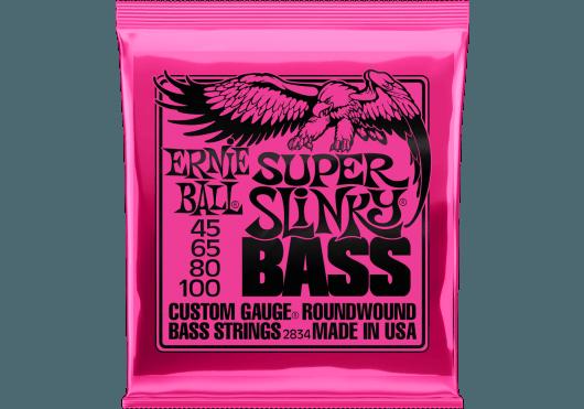 ERNIE BALL JEU BASSE SUPER SLINKY