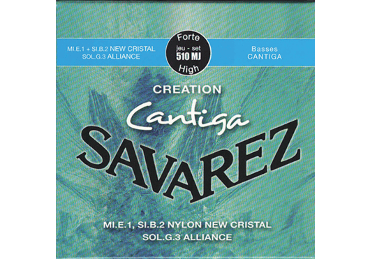 SAVAREZ 510MJ CREATION CANTIGA TIRANT FORT