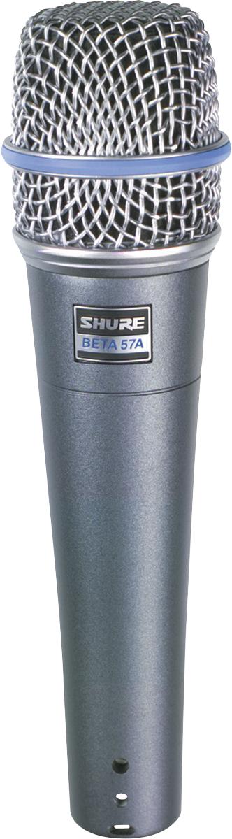 Micros Fils Shure - BETA 57 A