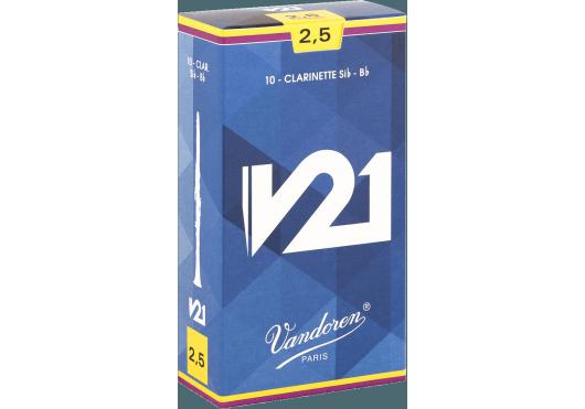VANDOREN ANCHES CLARINETTE SERIE V.21