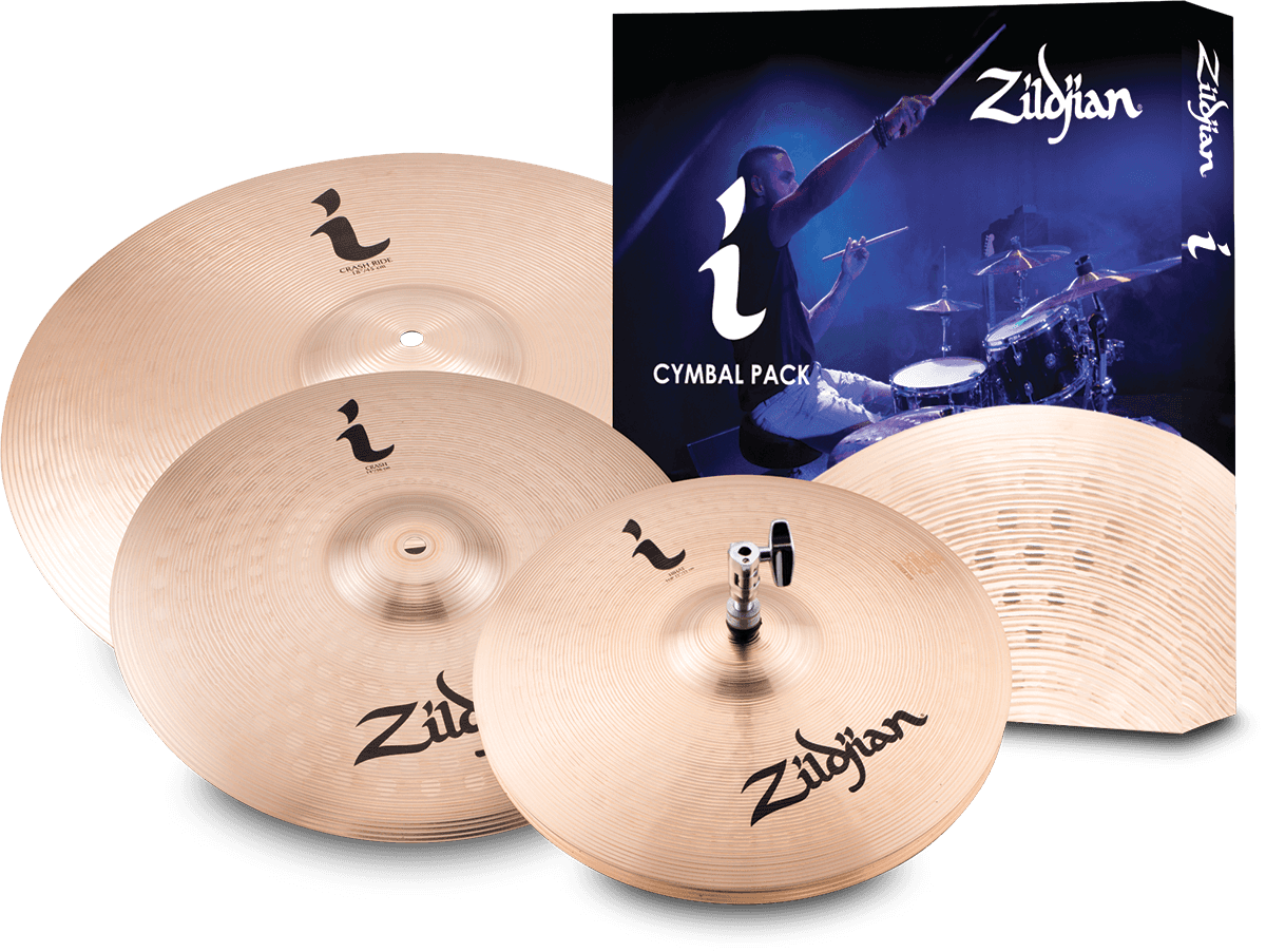 ZILDJIAN Pack I Essentials Plus