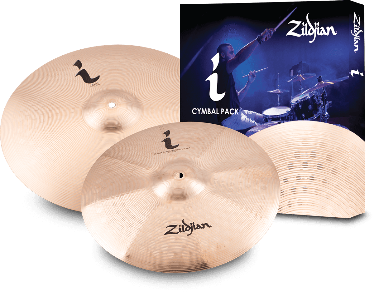 ZILDJIAN Pack I Expression