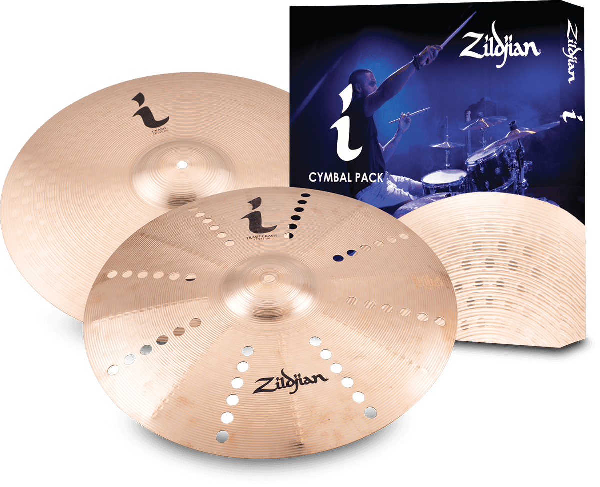 ZILDJIAN Pack I Expression 2