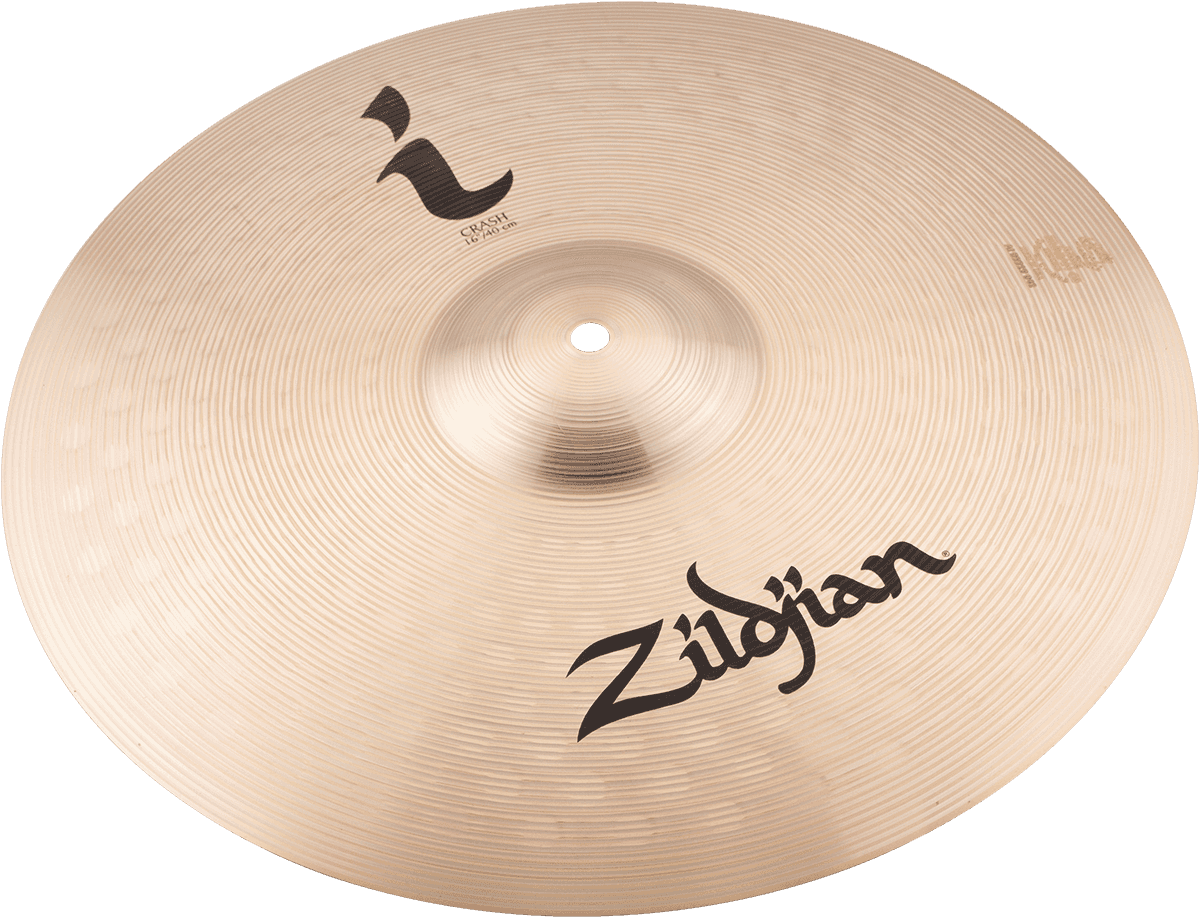 ZILDJIAN 16 I crash