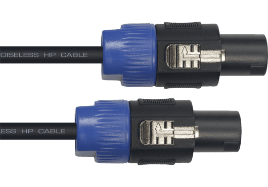 Cable haut parleur 9 m Yellow Cable HP9SS