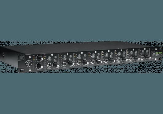 MACKIE AMPLIFICATEUR CASQUES 8 CANAUX HM-800