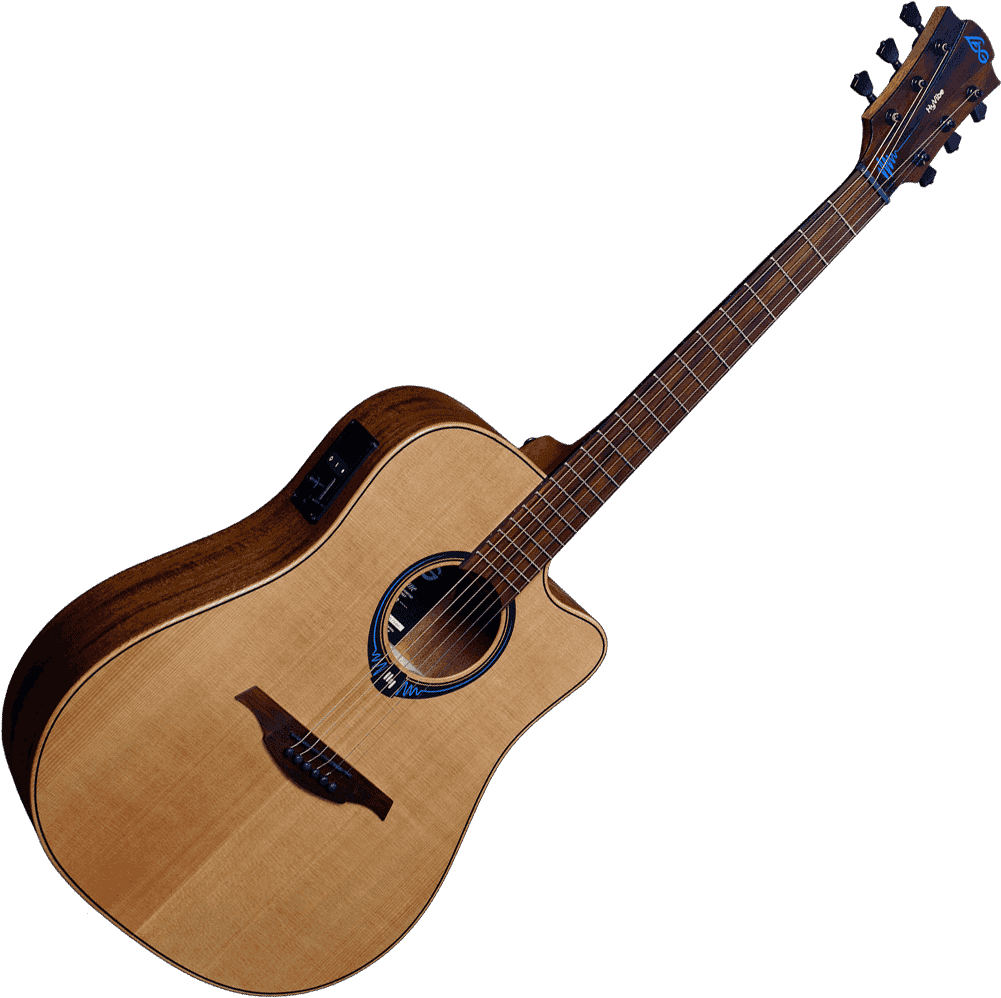 LAG THV10DCE ELECTRO ACOUSTIC HYVIBE