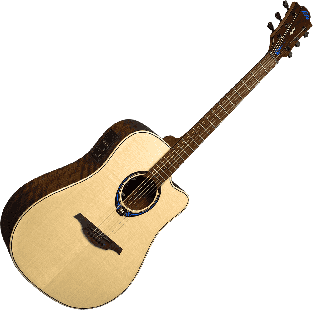 LAG THV20DCE ELECTRO ACOUSTIC HYVIBE