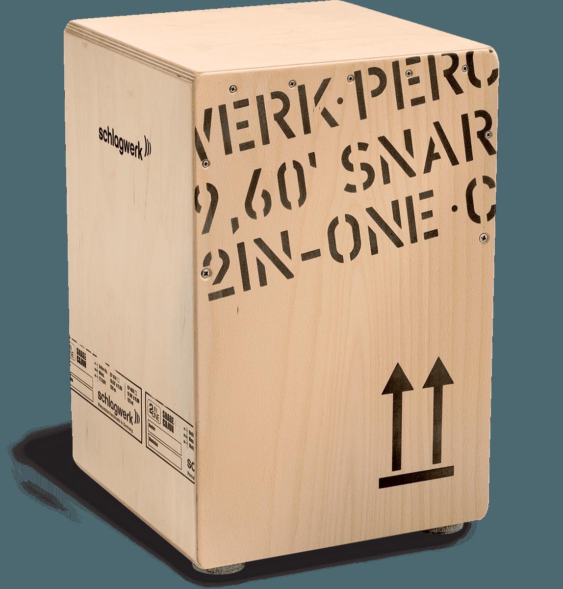 Schlagwerk - PSC CP403 Hêtre - médium