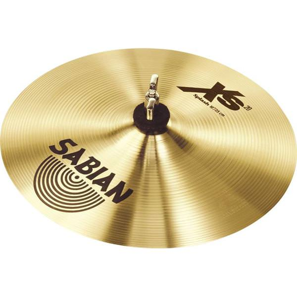 XS20 10 SPLASH BRILLANTE  SABIAN