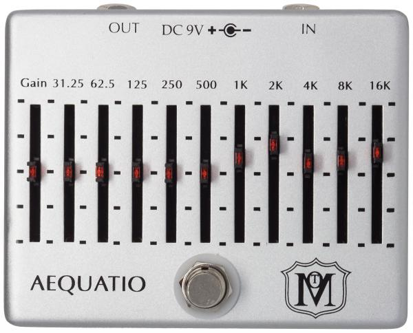 MINISTRY OF TONES AEQUATION EQUALIZER