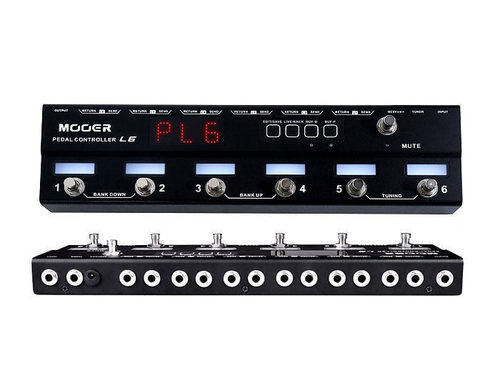 mooer-pc-l6-pedal-controller-loop-6-avec-tuner