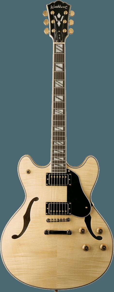 WASHBURN GUITARE HB35N TYPE 335