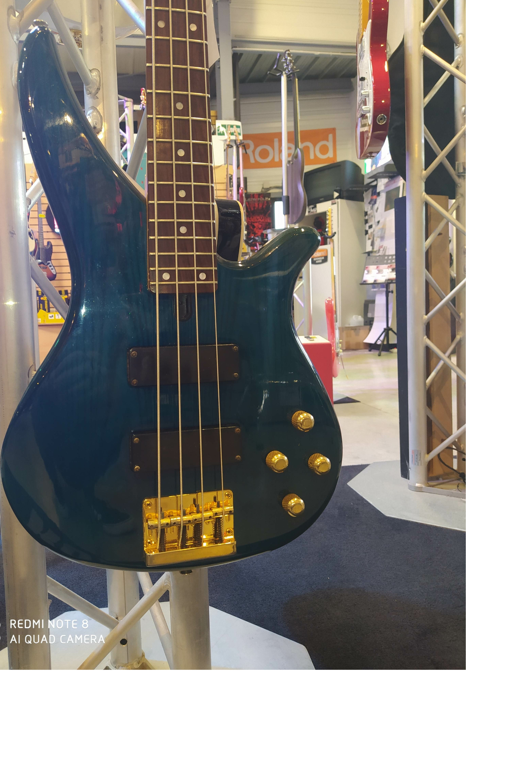 OCCASION BASSE YAMAHA ACTIVE RBX760A