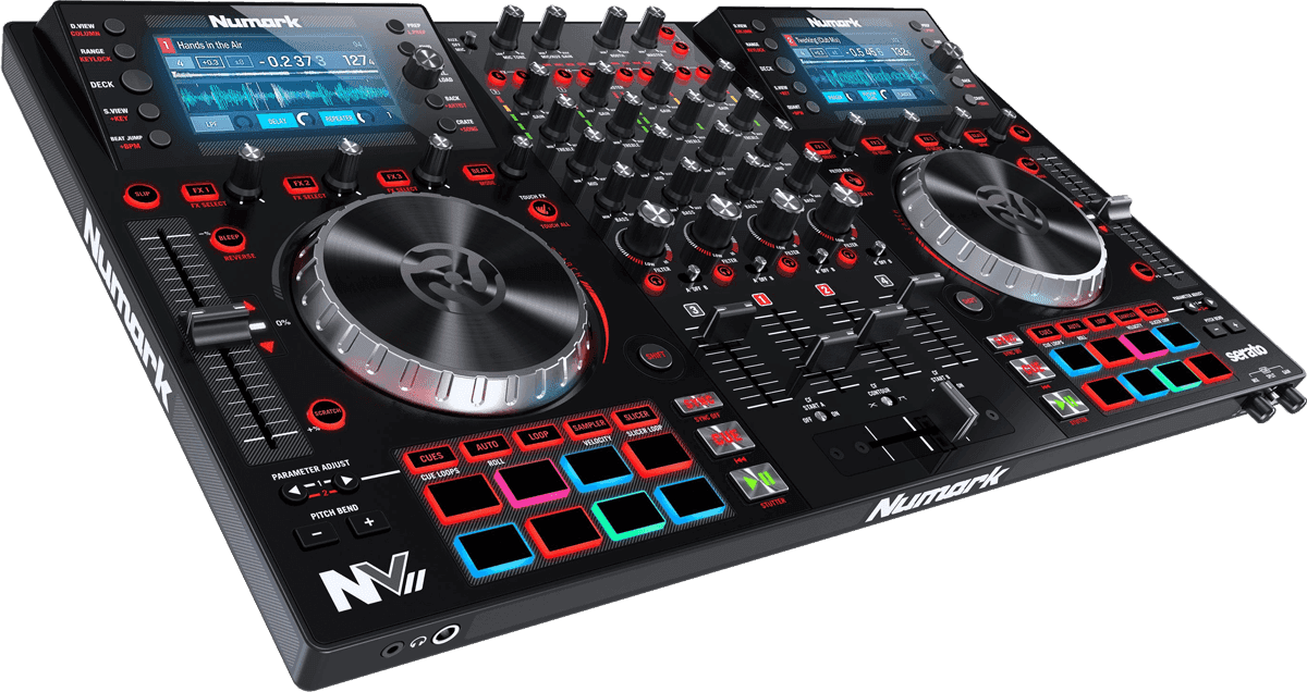 OCCASION NUMARK NVII CONTROLEUR DJ SERATO