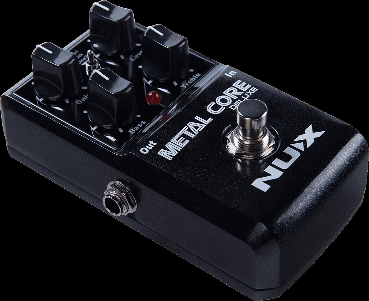 Nux Metalcore Deluxe distorsion
