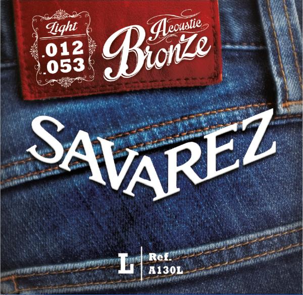 SAVAREZ JEU FOLK BRONZE 12/53