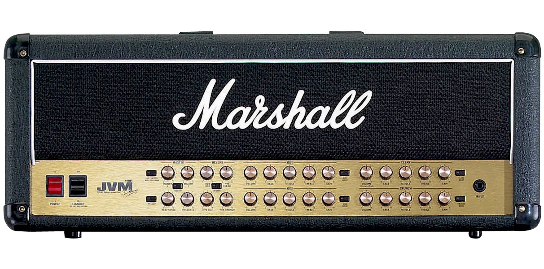 OCCASION MARSHALL TETE AMPLI JVM410H
