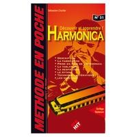 Partition Harmonica Hit Diffusion - Music en Poche Harmonica