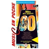 Partition Chansons Hit Diffusion - Music en poche Les années 80