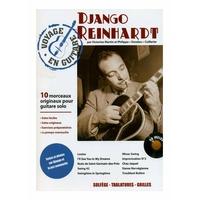 Partition Guitare Hit Diffusion - Voyage en guitare Django Reinhardt