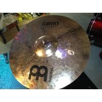 "Cymbale - Crash MEINL CLASSICS CUSTOM 16"" MEDIUM CRASH - CC16MC"