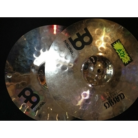 "Cymbale MEINL - Charleston CLASSICS CUSTOM 14"" MEDIUM HI HAT - CC14MH"