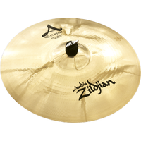 "CYMBALES ► SERIE A' CUSTOM ► Crash  18"" fast"