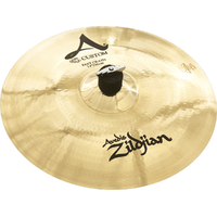 "CYMBALES ► SERIE A' CUSTOM ► Crash  14"" Fast"