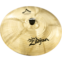 "CYMBALES ► SERIE A' CUSTOM ► Crash  17"" medium"