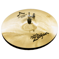 "CYMBALES ► SERIE A' CUSTOM ► Hi Hats   13"" mastersound"