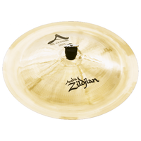 CYMBALES ► SERIE A' CUSTOM ► China   18""